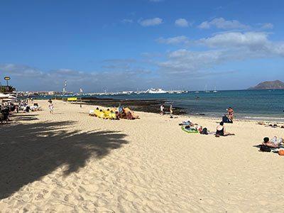 Fuereterventura--beach